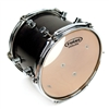"Evans G2 Clear Tom Batter Drumhead - 15"" Diameter"