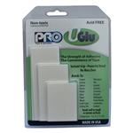 Pro Tapes UGLU200 UGlu 200 Strips Family Pack Assorted Sizes - 1 Inch x 2, 3, & 4 Inch