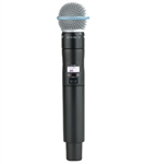 Shure ULXD2/B58 G50 (470-534mhz) Handheld Wireless Microphone Transmitter - Beta58 - G50 (470-534mhz)