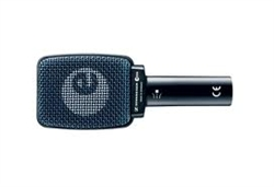 Sennheiser e 906 Dynamic Microphone for Guitar Amps, Drums, Percussion and Brass (Super-Cardioid)