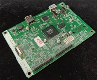 A01F3UH Sylvania TV Module, Digital Board, BA01F0G04011, LC320SL1