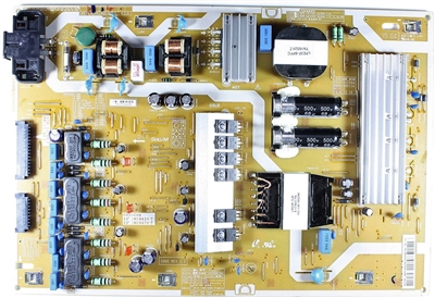 BN44-00911A Samsung Power Supply, L55E8NR_MSM, UN55MU8000FXZA, UN49MU8000FXZA
