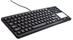 iKey Sealed Waterproof Backlit Keyboard at WetKeys.com - Medical Keyboard with Touchpad - EKSB-97-TP - Replaces earlier model EKB-97-TP