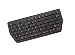 Buy iKey keyboards at low prices at WetKeys.com - Compact Backlit Industrial Keyboard USB | SLK-77-M | with mounting holes