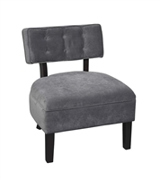 Curves Button Chair