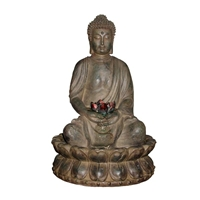 Tabletop Buddha Water Feature