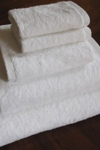 Deluxe 600gsm Spa Towels