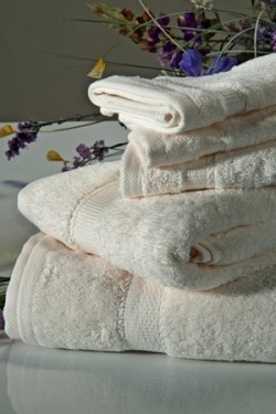 Eco Bamboo & Cotton Towel Set