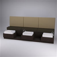 Purjet Pedicure Bench