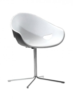 Inge Cross Base Chair