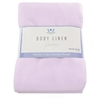 Spa Fleece Blanket - Lilac