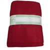 Spa Fleece Blanket - Venetian Red