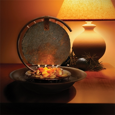 Small Moonshadow Tabletop Fountain
