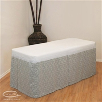 Spa Table Skirt