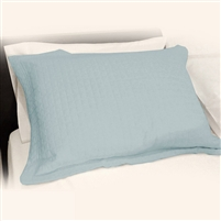 Luxury Spa Microfiber Pillow Shams