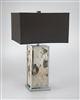 Tree Bark Table Lamp