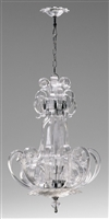 Clear Florence Chandelier