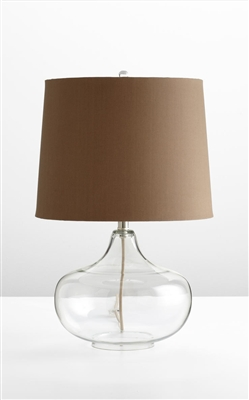 See Through Table Lamp #1