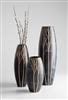 Onyx Winter Vases