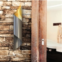 Nuvo Firepot Wall Sconce