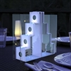 Domino Tealight Holder