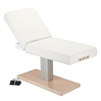 Spa Tilt Pedestal Massage Table