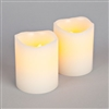Flameless Votives Set of 6 - Champagne