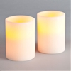 "4"" Flameless Pillar - Champagne"