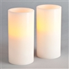 "6"" Flameless Pillar - Champagne"