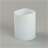 Flameless Votives Set of 12 - Soft Blue
