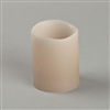 Flameless Votives Set of 12 - Taupe