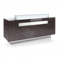 Crazy Diamond Fume Reception Desk