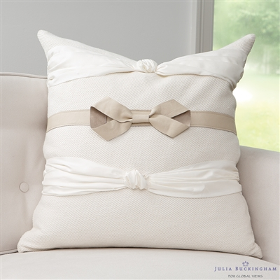 Take a Bow Pillow