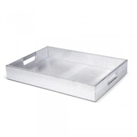 Hollywood Tray Silver