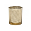 Arabesque Gold Votive