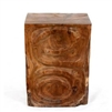 Almanor Teak Stool
