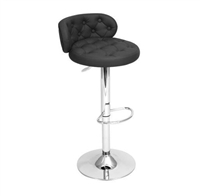 Black Royale Bar Stool