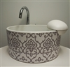 Ariya Pedicure Sink - Mode Motif Collection