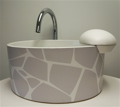 Natura Pedicure Sink - Mode Motif Collection