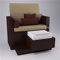 Olivia Pedicure Banquette & Foot Spa