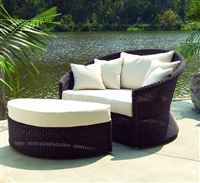 Outdoor Haven Lounger