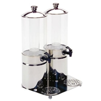 Side by Side 1Gal Cold Beverage Dispenser