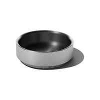 10in Brushed Finish Double Wall Serving Bowl