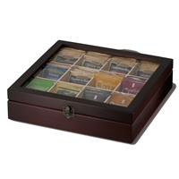 Beechwood Tea Box - Large