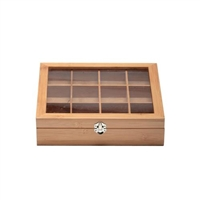 Bamboo Tea Box - Large
