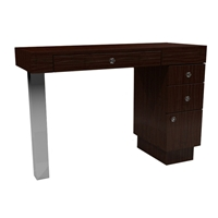Tory Manicure Table - Two Drawers
