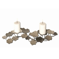 Lying Lotus Candle Holder