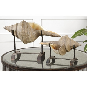 Conch Shell Sculpture