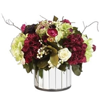 Emaline Silk Centerpiece
