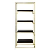 Shadow Black Etagere